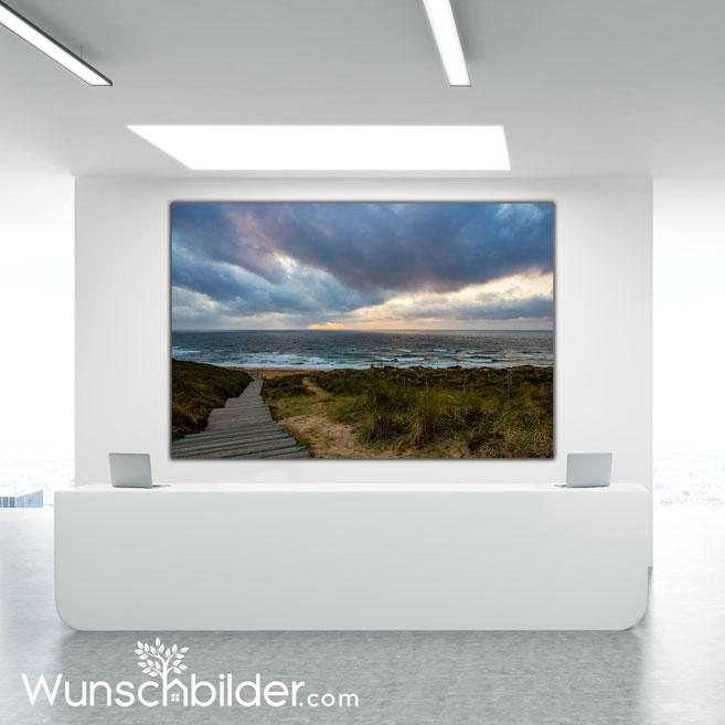 Fotografie Westrand Sylt - Bilder von der Insel Sylt