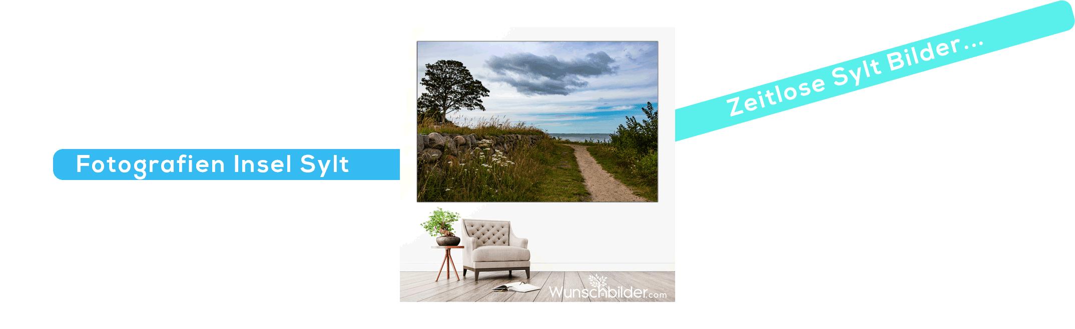 Fantastische Fotografien der Insel Sylt